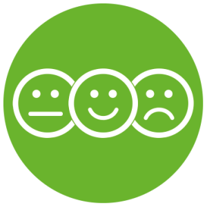 picto satisfaction client